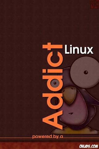 Linux iPhone Wallpaper