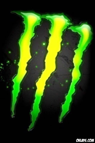 Monster iPhone Wallpaper