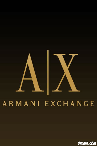Armani iPhone Wallpaper