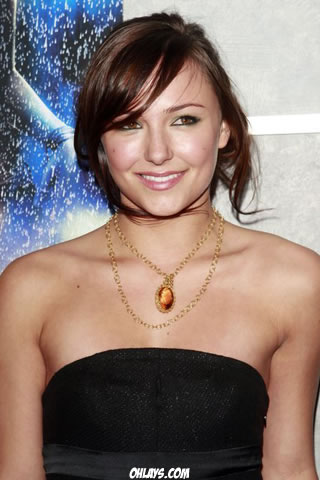 Briana Evigan iPhone Wallpaper