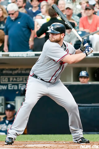 Brian McCann iPhone Wallpaper