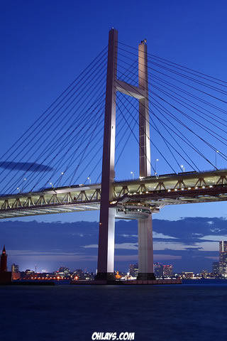 Bridge iPhone Wallpaper