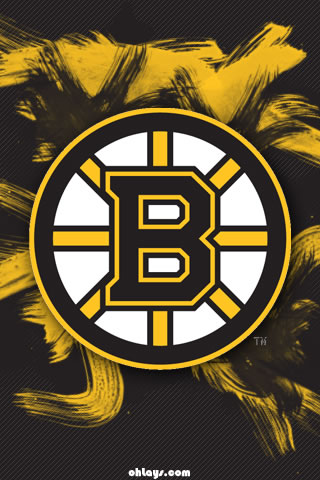 Boston Bruins iPhone Wallpaper
