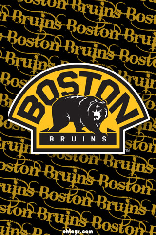 Boston Bruins iPhone Wallpaper 1130 ohLays