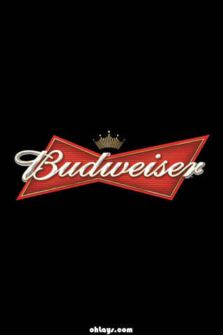 Budweiser iPhone Wallpaper