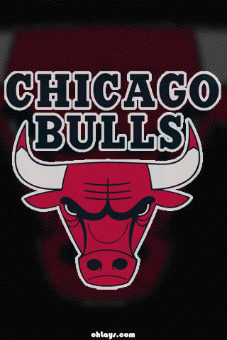 Chicago Bulls iPhone Wallpaper