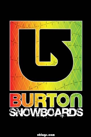 Burton iPhone Wallpaper