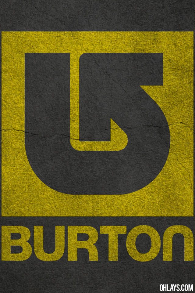 Burton iPhone Wallpaper