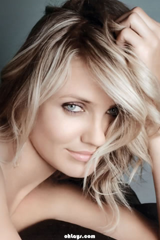 Cameron Diaz iPhone Wallpaper