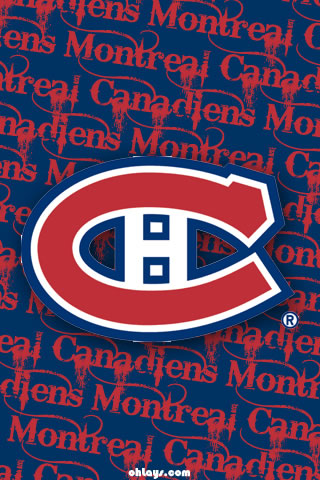 Montreal Canadiens Iphone Wallpaper 1132 Ohlays