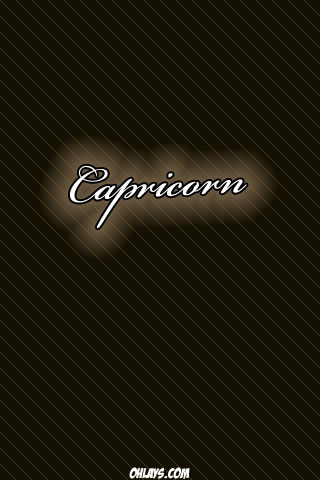 Capricorn iPhone Wallpaper