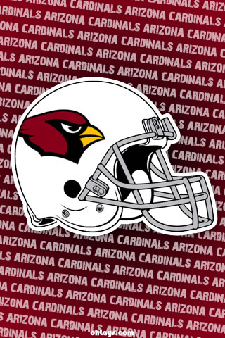 Arizona Cardinals iPhone Wallpaper