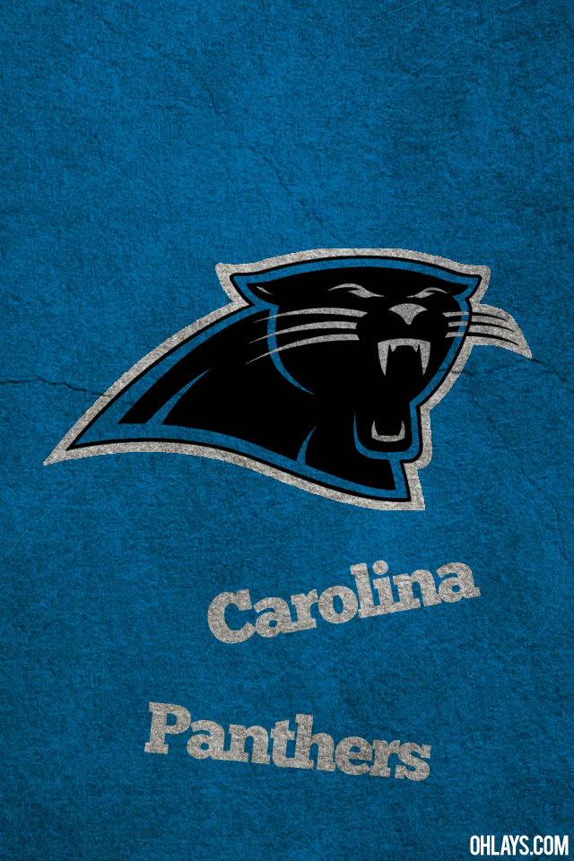 Carolina Panthers Iphone Wallpaper 5600 Ohlays