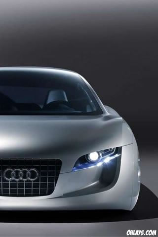 Audi Concept iPhone Wallpaper