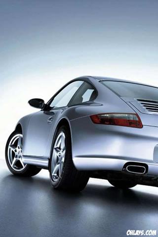 Porsche iPhone Wallpaper