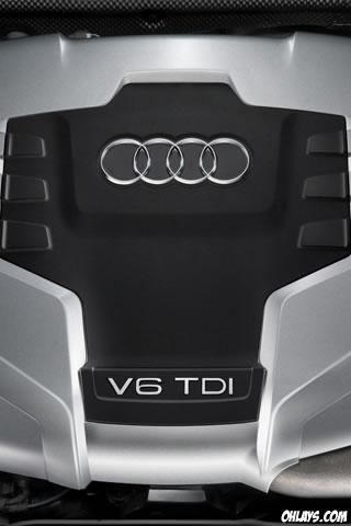 Audi iPhone Wallpaper