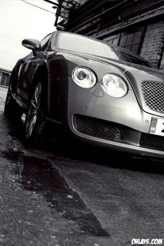 Bentley iPhone Wallpaper
