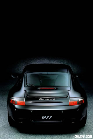 Porsche iPhone Wallpaper