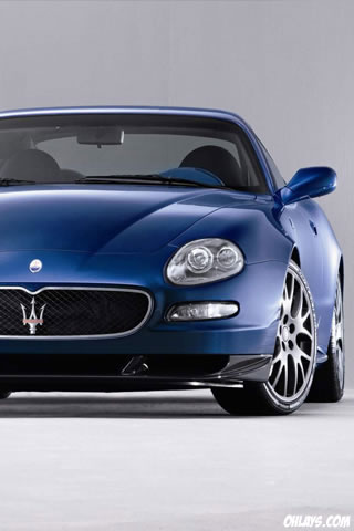 Maserati iPhone Wallpaper