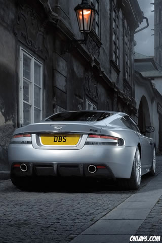 aston martin dbs wallpaper. Aston Martin DBS iPhone