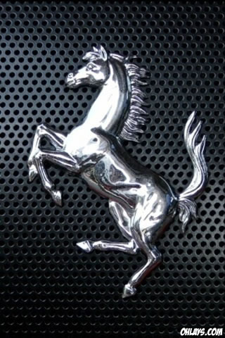 Ferrari iPhone Wallpaper