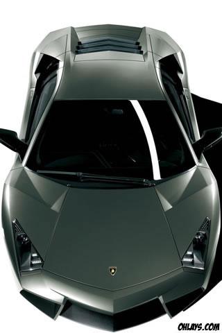 Lamborghini iPhone Wallpaper