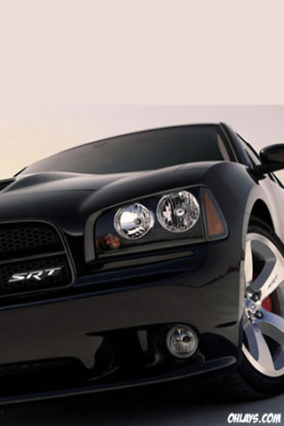 Dodge Charger iPhone Wallpaper