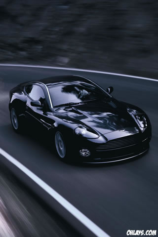 Aston Martin Iphone Wallpaper 3731 Ohlays