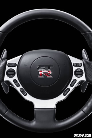Nissan Gtr Iphone Wallpaper 3732 Ohlays
