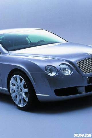 Bentley iPhone Wallpaper