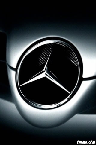 Mercedes iPhone Wallpaper