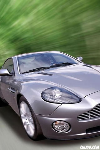Aston Martin iPhone Wallpaper