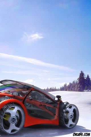 Car iPhone Wallpaper