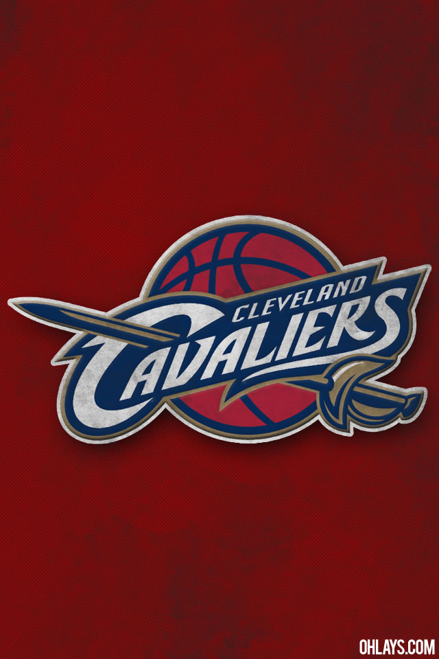 Cleveland Cavaliers iPhone Wallpaper