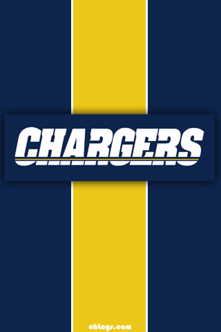 San Diego Chargers iPhone Wallpaper