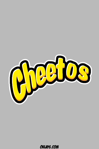 Cheetos iPhone Wallpaper