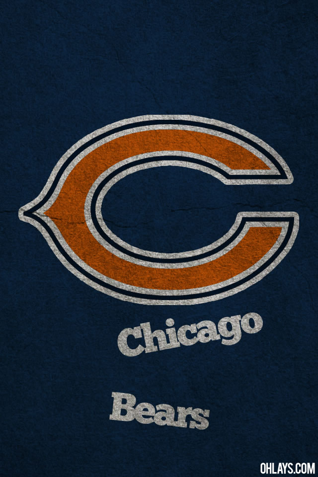 Chicago Bears iPhone Wallpaper | #5602