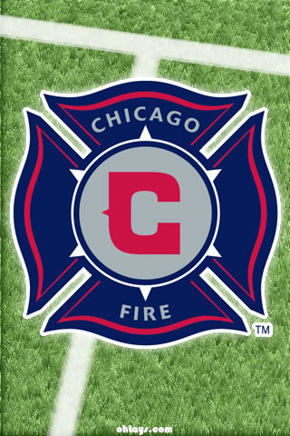 Chicago Fire iPhone Wallpaper