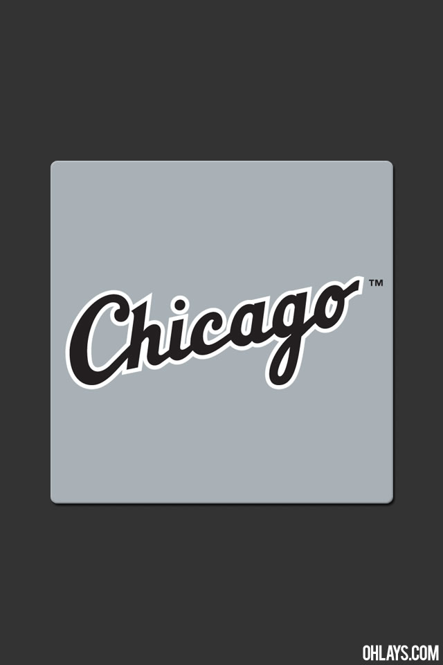 Chicago White Sox iPhone Wallpaper