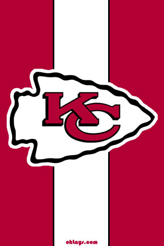 Kansas City Chiefs iPhone Wallpaper