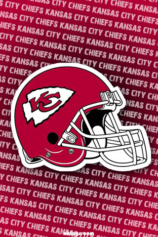 Kansas City Chiefs iPhone Wallpaper