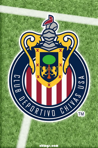 Chivas USA iPhone Wallpaper