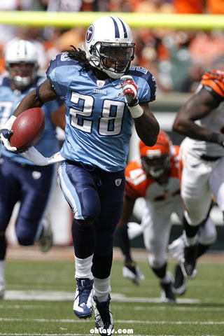 Chris Johnson iPhone Wallpaper