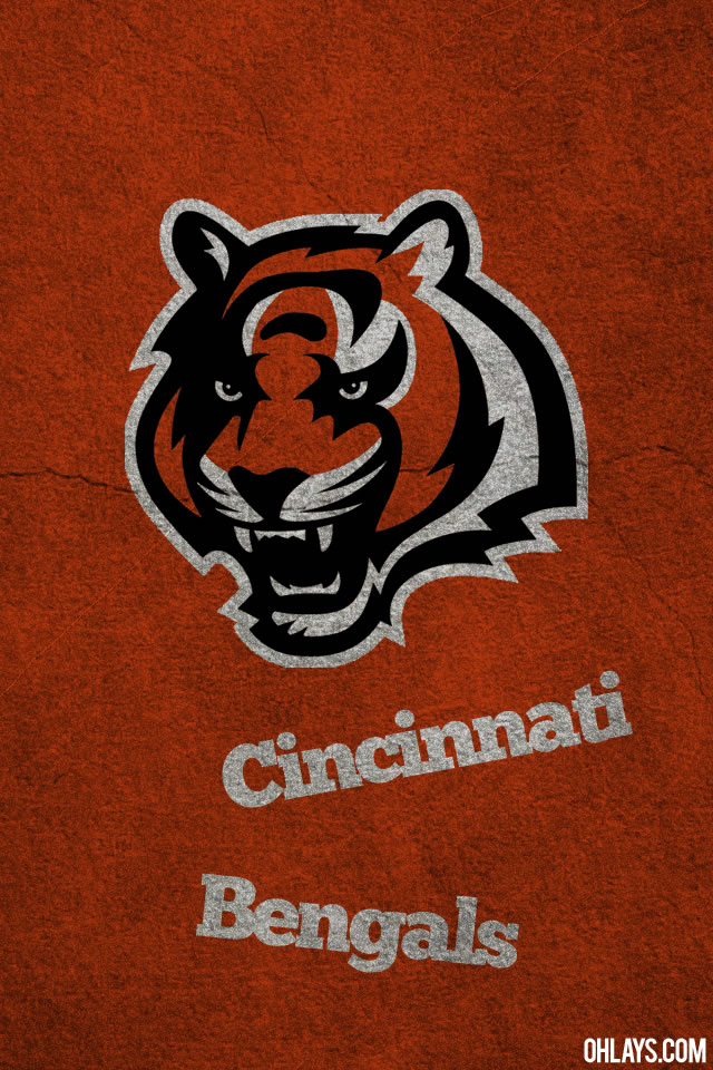 Cincinnati Bengals iPhone Wallpaper