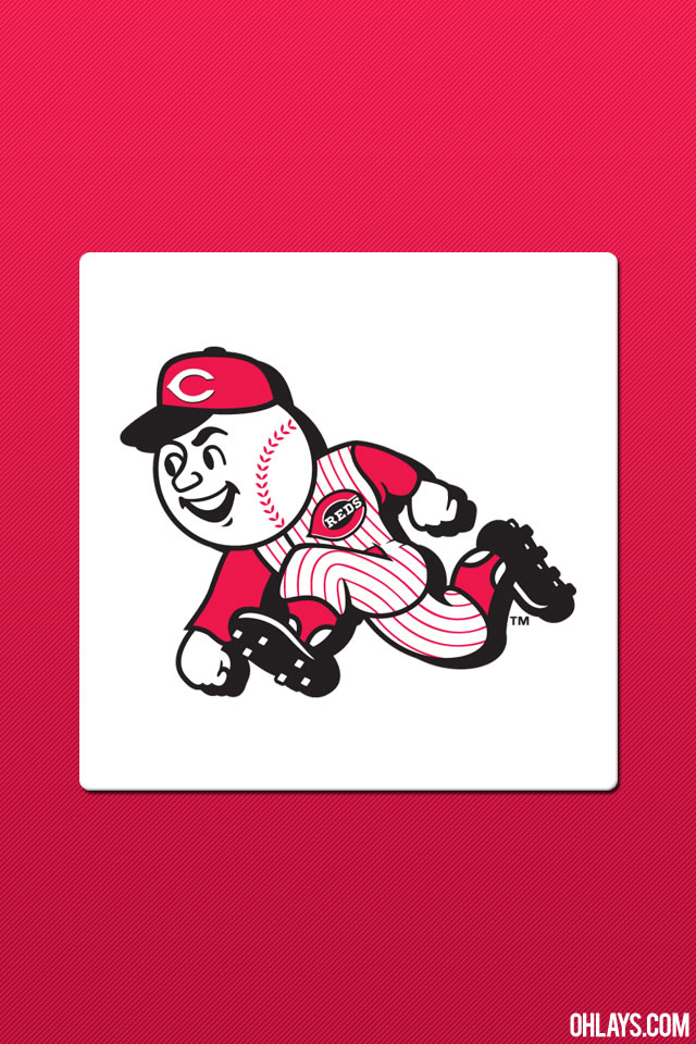 Cincinnati Reds Iphone Wallpaper 5742 Ohlays