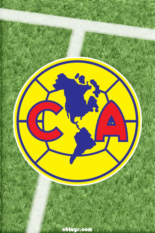 club america wallpapers. Club America iPhone Wallpaper