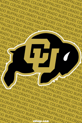 Colorado Buffaloes iPhone Wallpaper