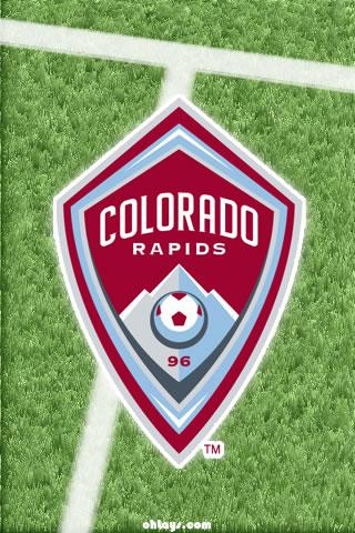 Colorado Rapids iPhone Wallpaper