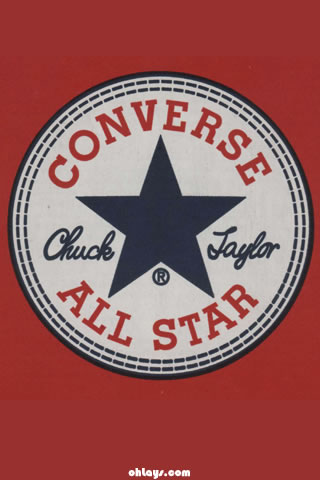 Converse iPhone Wallpaper