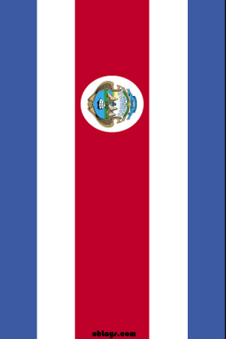 Costa Rica iPhone Wallpaper